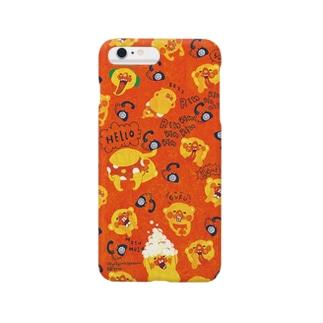 きぐまくんのもしもし Smartphone cases