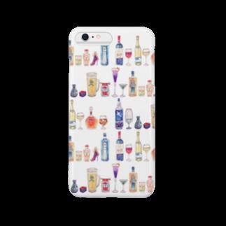 ボぶのalcohol Smartphone cases