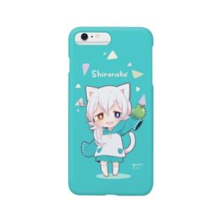 白猫少年 Smartphone cases