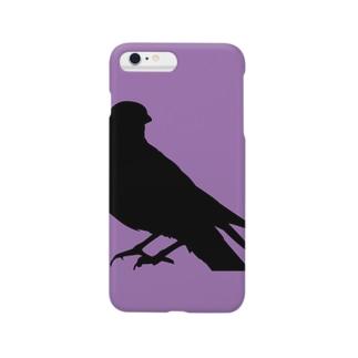 カラス Smartphone cases