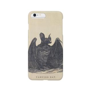 The British Library - VAMPIRE BAT Smartphone cases