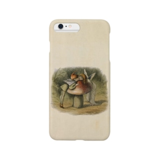 The British Library - An elf and a fairy kissing Smartphone cases