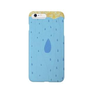 雨の恵み Smartphone cases
