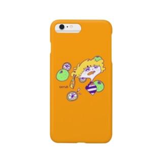 カンキツ Smartphone cases