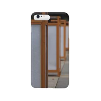 奥行き Smartphone cases