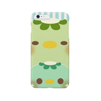 chackmo カッパ Smartphone cases