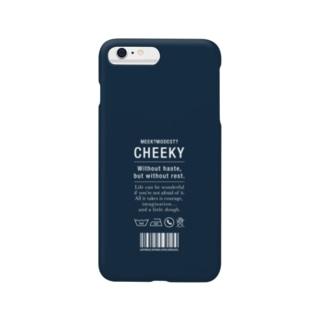 急がずに、休まずに、自分に正直に、生意気に。  Smartphone cases