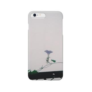 アサガオ Smartphone cases
