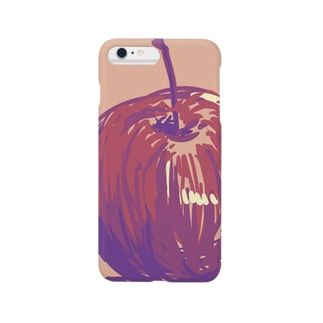 食えない林檎 Smartphone cases