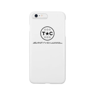TARCY☆CHANNEL 『T★C』ロゴ Smartphone cases
