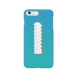 アザラシモドキ Smartphone cases