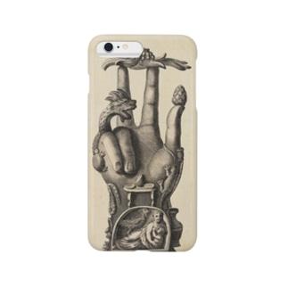 ファティマと呼ばれる青銅の手 - Getty Search Gateway Smartphone cases