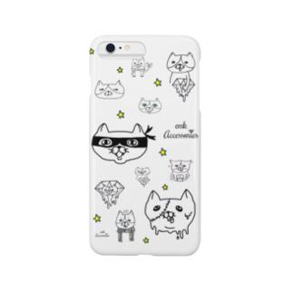 色々ニャルトゥス Smartphone cases