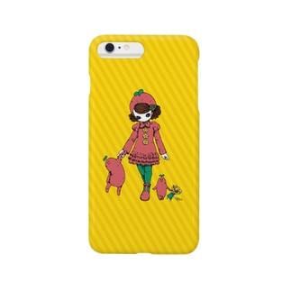 めばえこどもシリーズ(みき) Smartphone cases