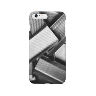 ホチキス Smartphone cases
