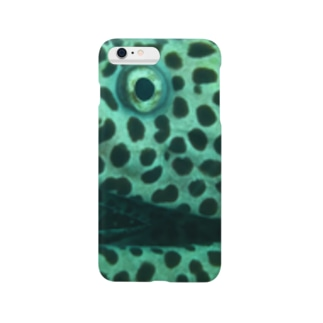 うつぼ Smartphone cases