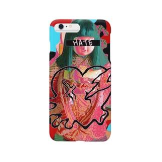 ラヴ&ヘイト(メルヘン) Smartphone cases