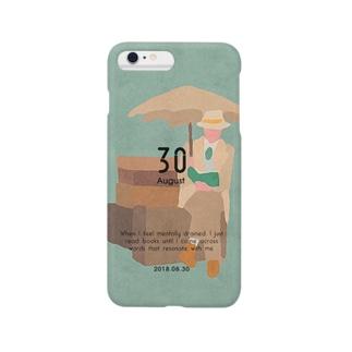 【2018.08.30】新井リオの英語日記グッズ Smartphone cases