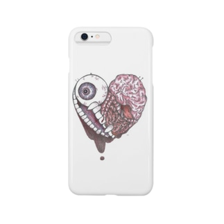 臓器人間 (HeartSeries) Smartphone cases