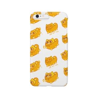 どろぼうわんこ Smartphone cases