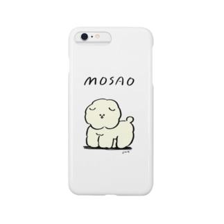 MOSSARIMOSAO スマートフォンケース