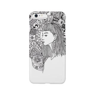 rock girl Smartphone cases