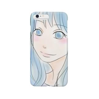 可愛い子 Smartphone cases