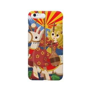 快晴メリーゴーランド Smartphone cases