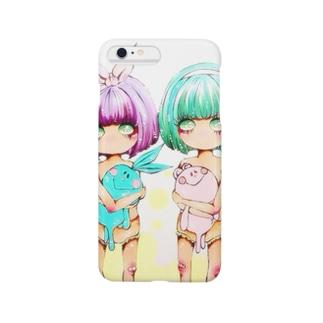 ツインズ Smartphone cases