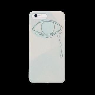 ☿わかちこ⚤の笑目 Smartphone cases