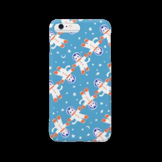金星灯百貨店の宇宙フォークダンス(無重力) Smartphone cases