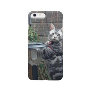 にゃお♡3 Smartphone cases