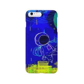 宇宙飛行士 Smartphone cases