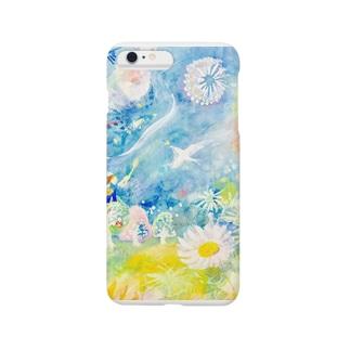 夢を描く Smartphone cases