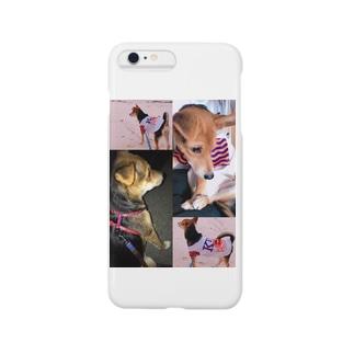 飼い犬のわんちゃん💓 Smartphone cases