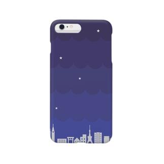 夜 Smartphone cases