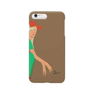 ヒッピー Smartphone cases