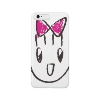 こころえぐる Smartphone cases