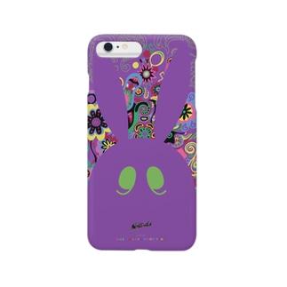 冥土の兎 菖蒲色の顔編 Smartphone cases