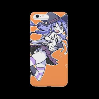 倫会の魔女っこ Smartphone cases