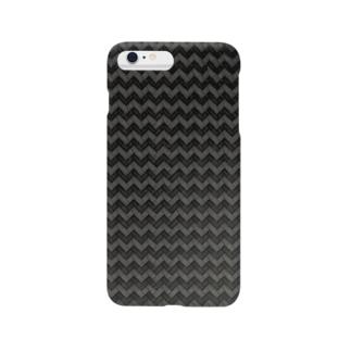 カーボン風 iPhone5/5s/6/6Plus Smartphone cases