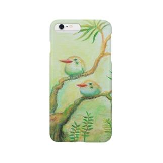 ムラナギ/双子の鳥 Smartphone cases