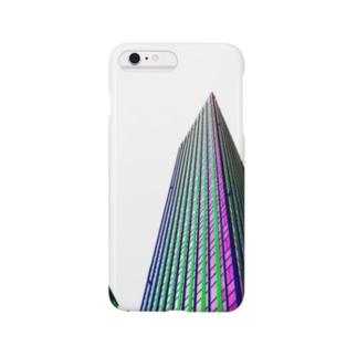 ビル01 Smartphone cases