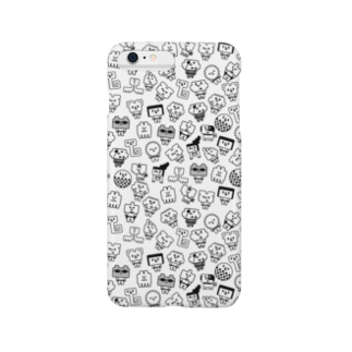 uchukunのいっぱいウチュウクン Smartphone cases