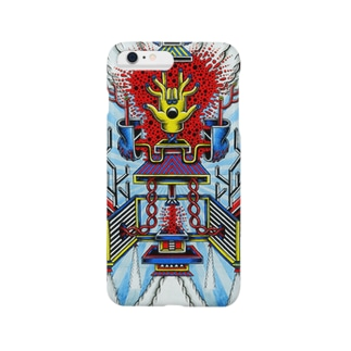 human body temple Smartphone cases