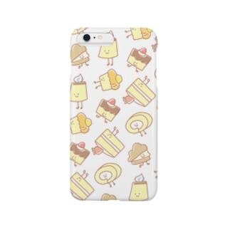 おやつおやつケース Smartphone cases