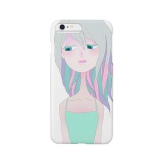 涼girl Smartphone cases