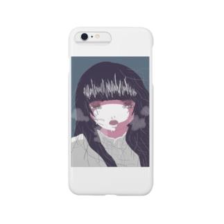 泣き虫な女の子 Smartphone cases