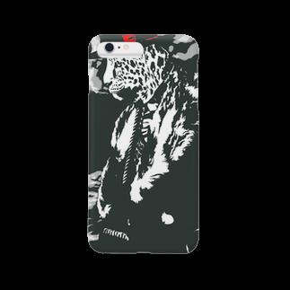 shuhei(LINEスタンプ申請中)のヒットマン Smartphone cases