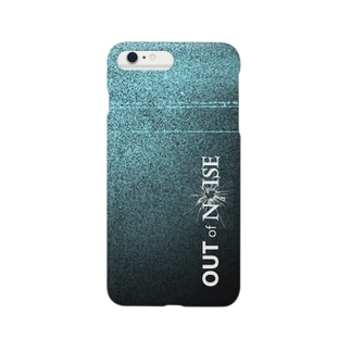 OUTofNOISE -憂鬱/BLUE- Smartphone cases